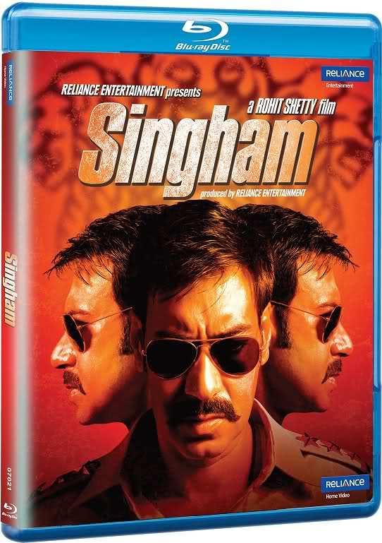 Singham / 2011 / Hindistan / BluRay - 720p - x246 - Mkv