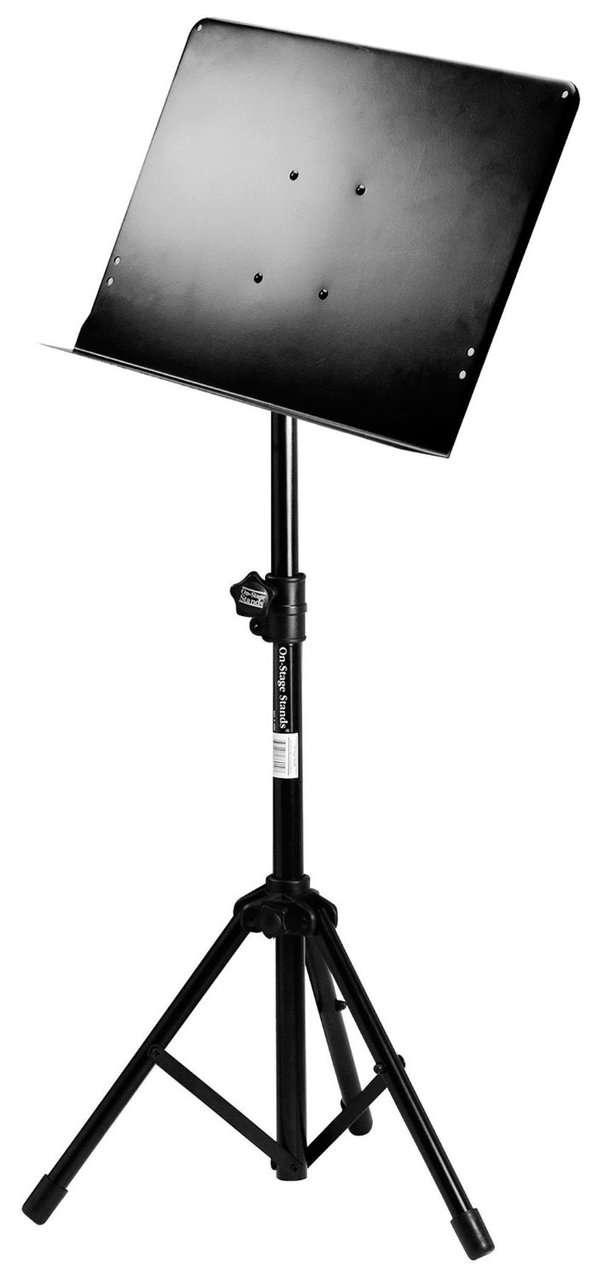Stand Atril Soporte Partituras Ajustable Para M 250 Sicos Vbf