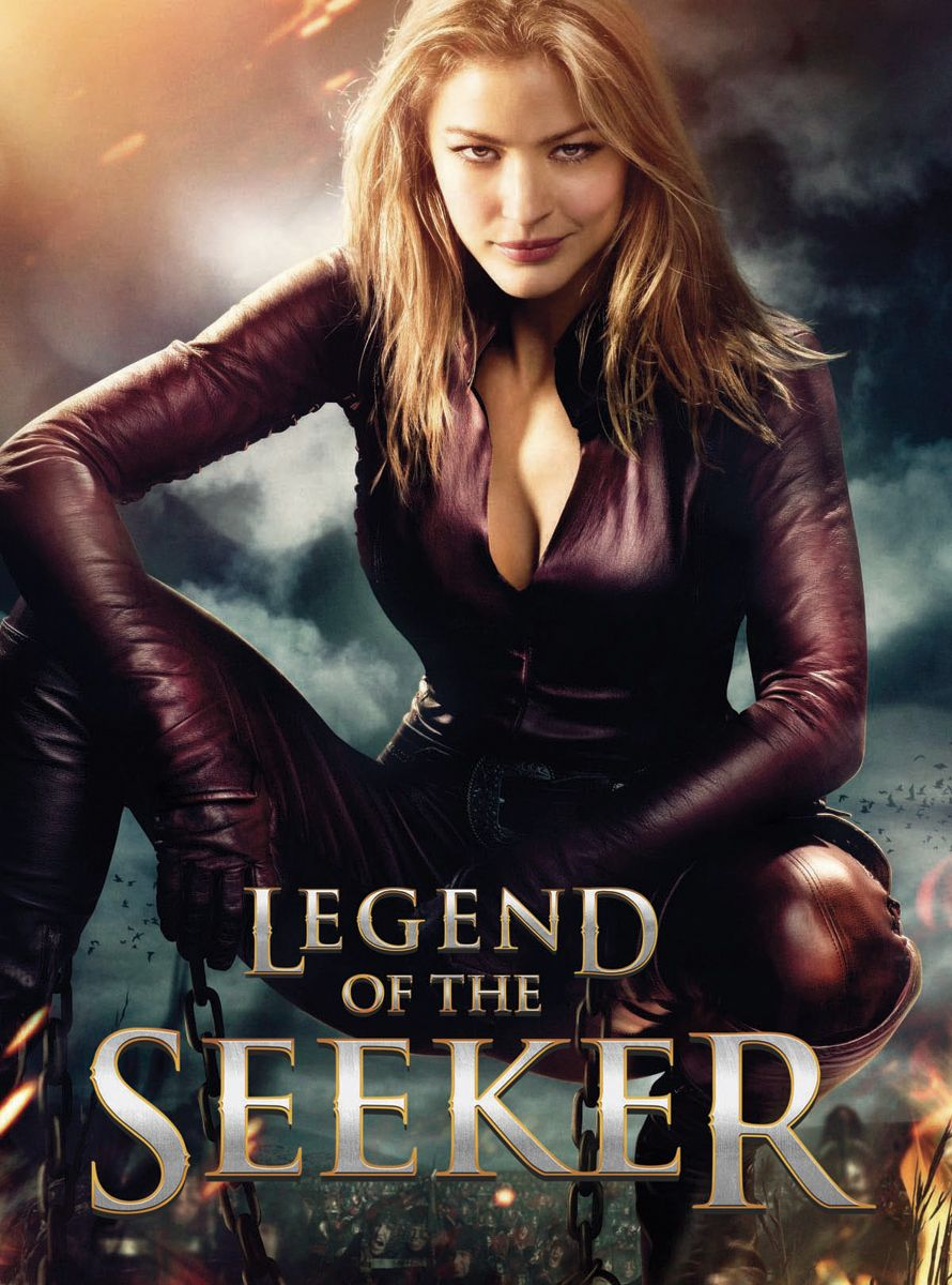 Legend of the Seeker Seasons 01-02 DVDRip