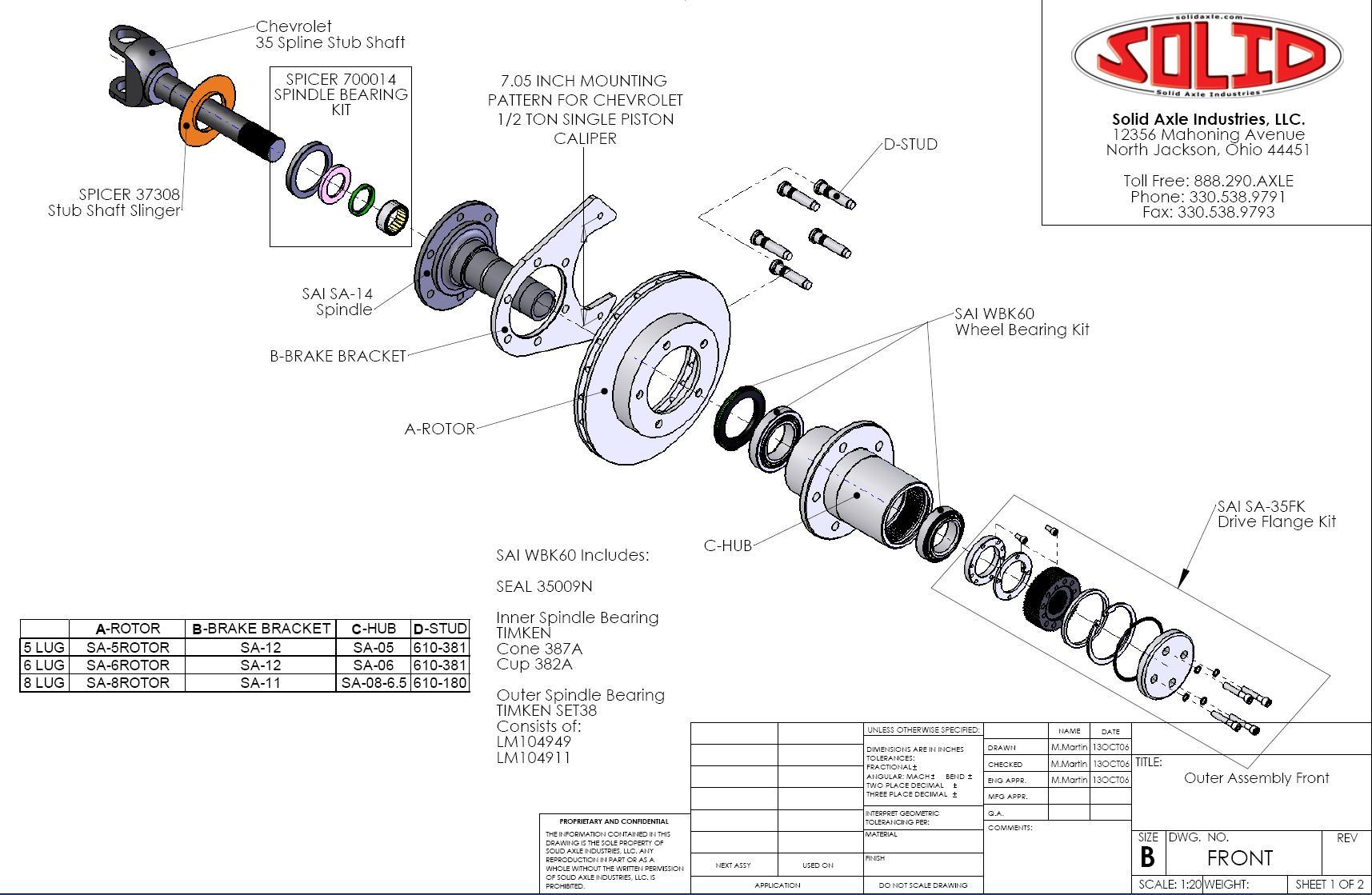 Warn 35 Spline Hub Dana 60 Tech Info And Install