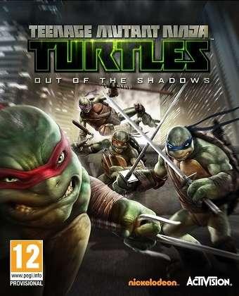 [PS3] Teenage Mutant Ninja Turtles: Out of the Shadows (2014) (PSN) - SUB ITA