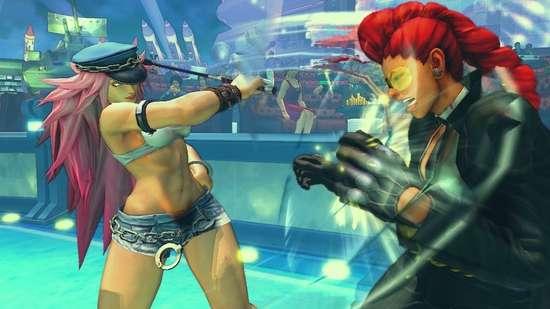 [PC] Ultra Street Fighter IV (2014) - SUB ITA