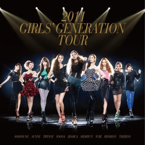(Album) Girls' Generation - 2011 Girls' Generation Tour (Live)