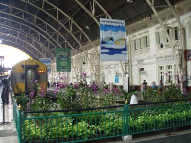 Hauptbahnhof innen