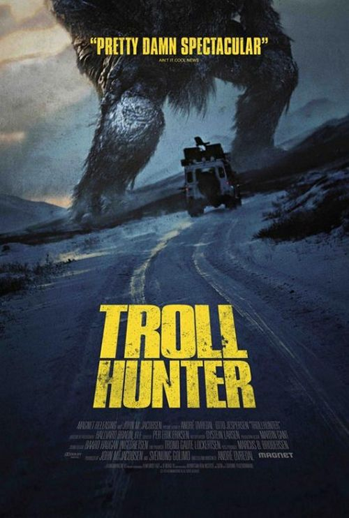 te troll hunter