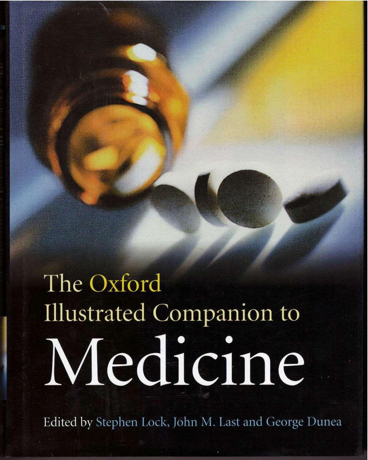 The Oxford Illustrated Companion to Medicine