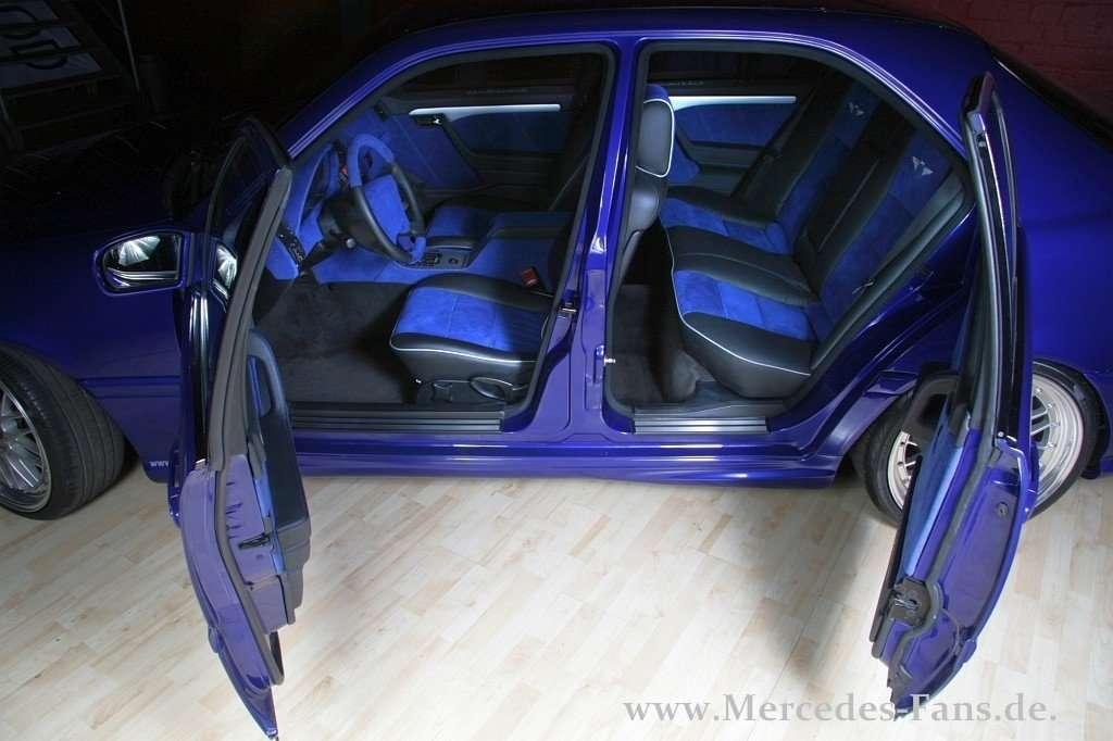 Mercedes-Benz W202 Suicide Doors & Mercedes-Benz W202 Suicide Doors | Sport Car