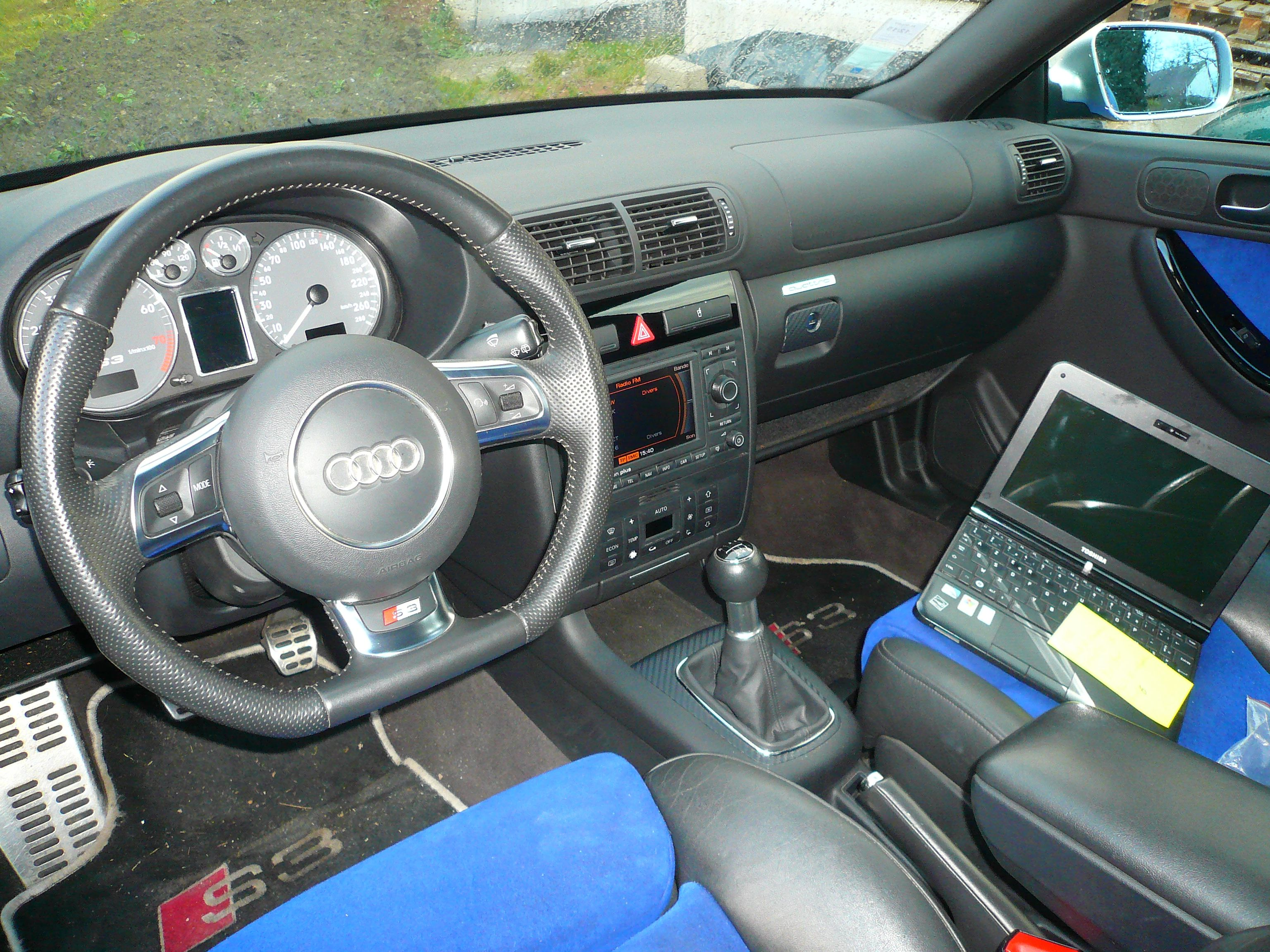 Piece interieur audi a3 8l for Audi a3 interieur
