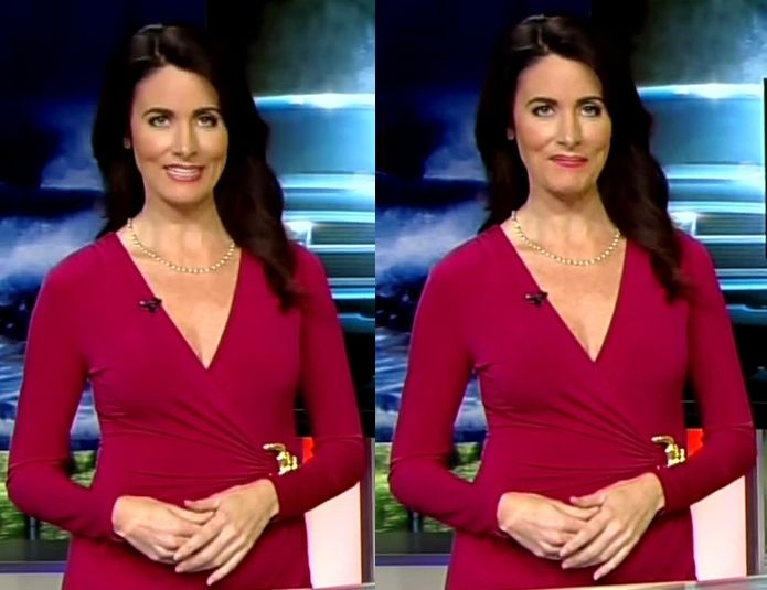 Kyla Grogan Weather Wonder Woman - WeatherBabes.