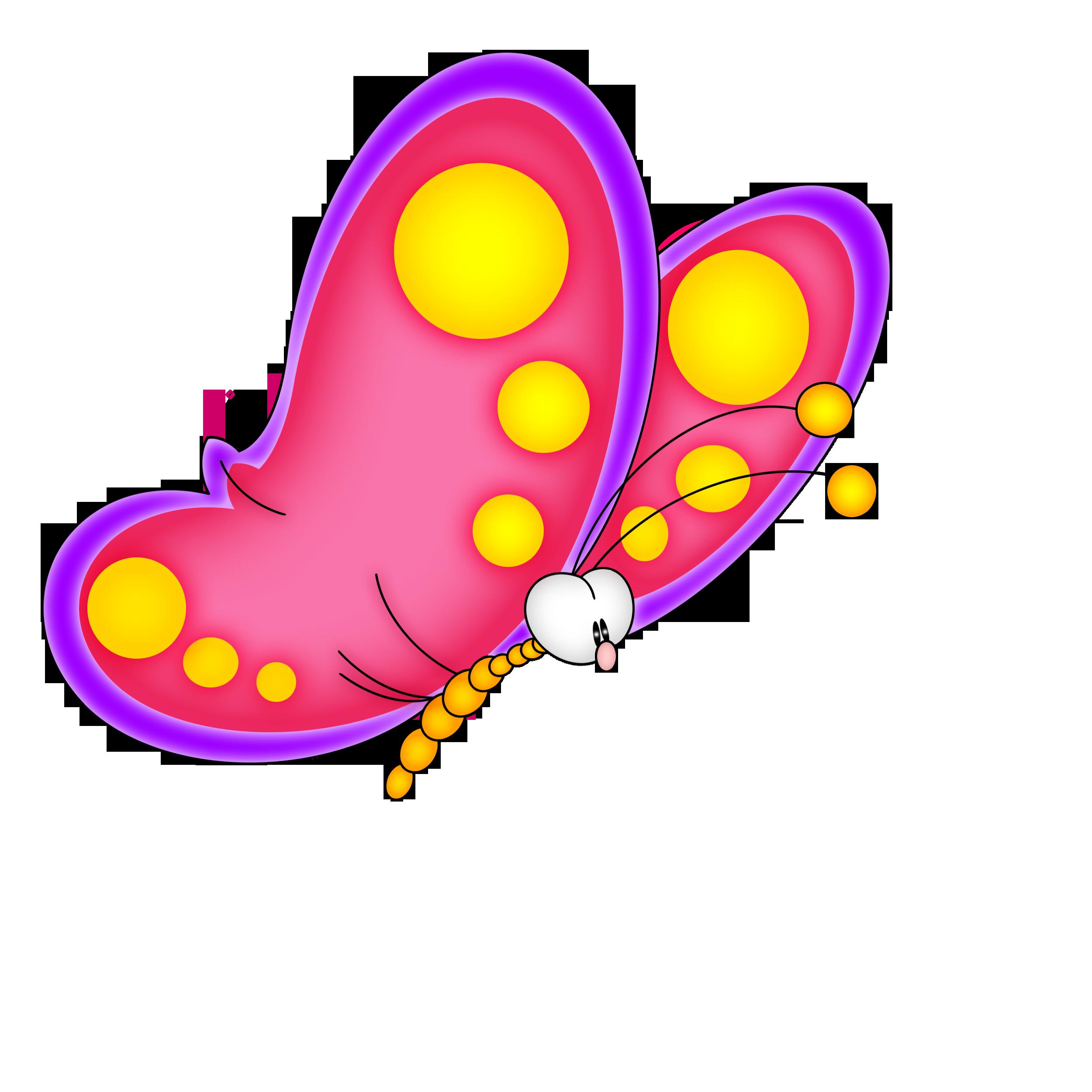 Animales infantiles mariposa - Imagenes animales infantiles ...