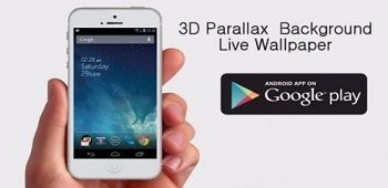 3D Parallax Background