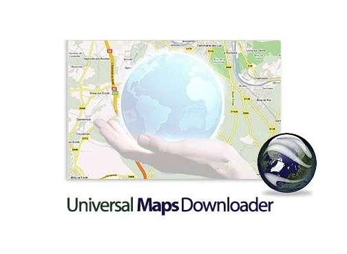 Universal Maps Downloader v7.02