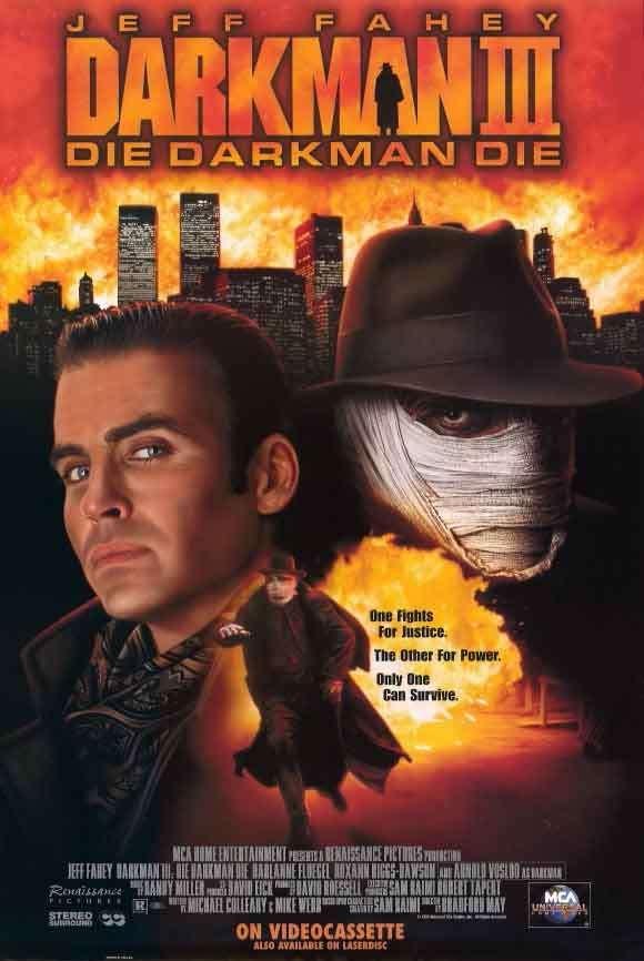 Karanlık Adam 3 (Darkman 3) - 1996 Türkçe Dublaj 480p BRRip Tek Link indir